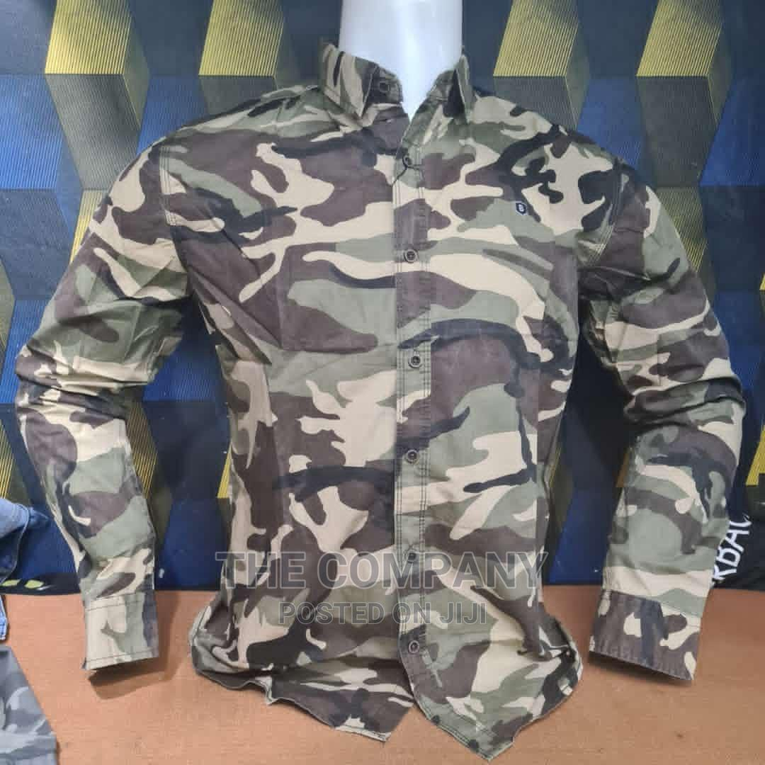 Camouflage Tactical Military Shirts