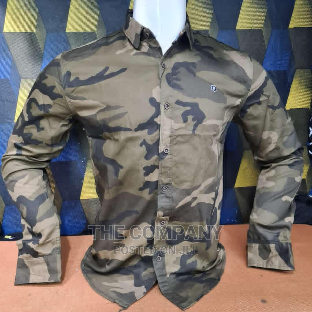 Camouflage Tactical Military Shirts | Clothing for sale in Nairobi Central, Nairobi, Kenya