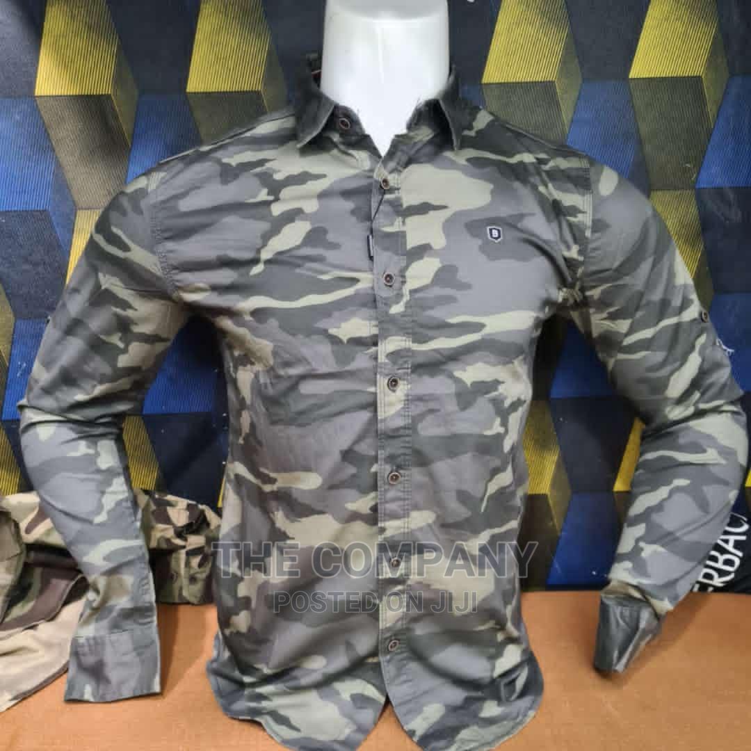 Camouflage Tactical Military Shirts   Clothing for sale in Nairobi Central, Nairobi, Kenya