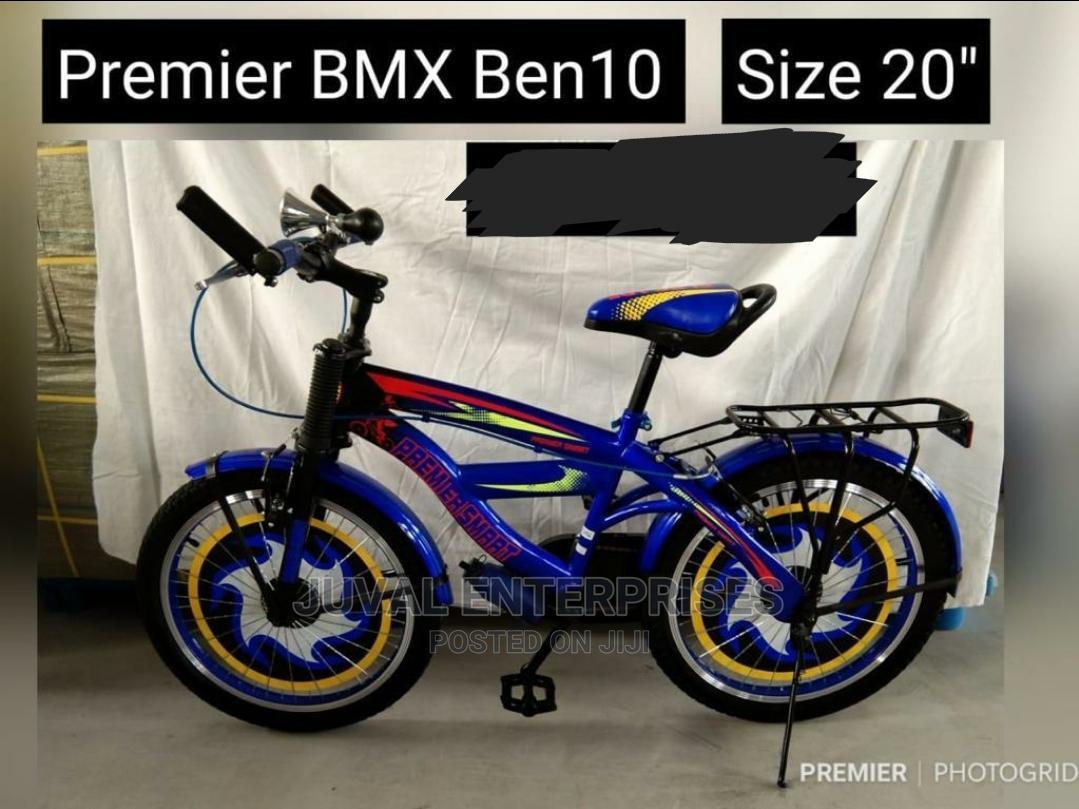 Premier Kids Bike Size 20