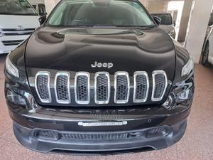 Jeep Cherokee 2014 Black   Cars for sale in Mombasa, Ganjoni