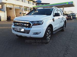 Ford Ranger 2016 White | Cars for sale in Nairobi, Nairobi Central