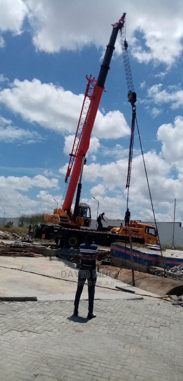 Lifting Crane 2017 Red For Sale | Heavy Equipment for sale in Industrial Area Nairobi, Nairobi, Kenya