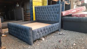 5 by 6 Modern Chester Bed | Furniture for sale in Nairobi, Kahawa
