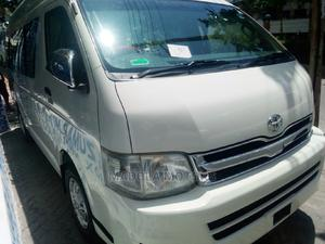 Toyota Hiace Automatic Diesel 9L | Buses & Microbuses for sale in Mombasa, Kisauni