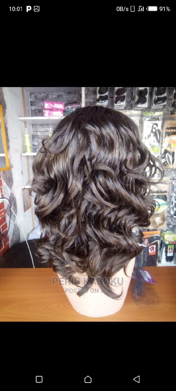 Semi Human Lace Wig   Hair Beauty for sale in Nairobi Central, Nairobi, Kenya