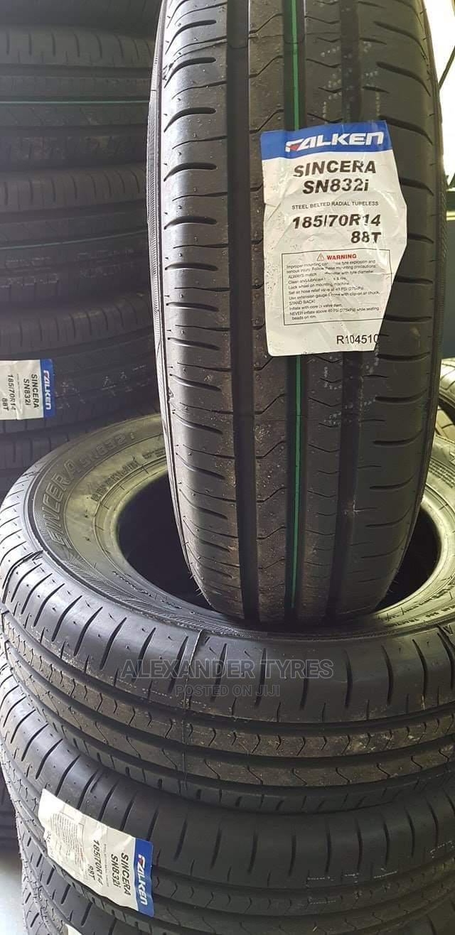 185/70 R14 Falken Singera Tyre Made in Japan