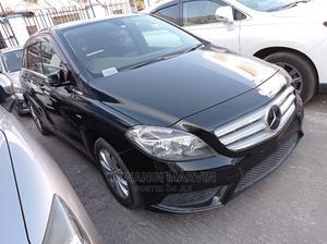 Mercedes-Benz B-Class 2013 Black | Cars for sale in Mombasa, Ganjoni