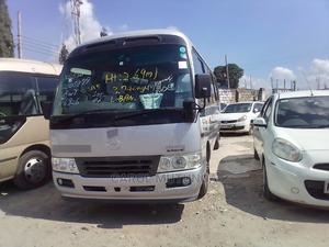 Toyota Coaster 2014 Silver   Buses & Microbuses for sale in Mombasa, Ganjoni