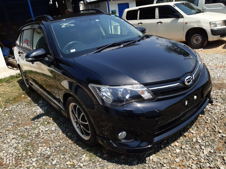 Archive: Toyota Fielder 2013 Black