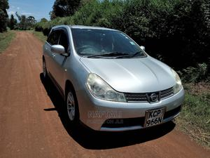 Nissan Wingroad 2010 Silver   Cars for sale in Nairobi, Muthaiga