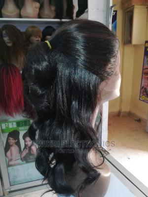 Semi Human Hair Wigs With Lace | Hair Beauty for sale in Nairobi, Nairobi Central