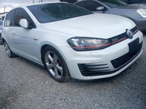 Volkswagen Golf GTI 2014 White | Cars for sale in Mombasa, Tudor