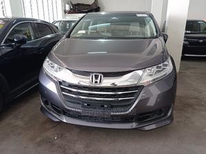 Honda Odyssey 2014 Gray | Cars for sale in Mombasa, Ganjoni