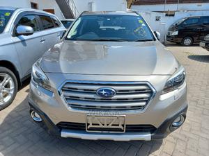 Subaru Outback 2015 Gold | Cars for sale in Mombasa, Ganjoni