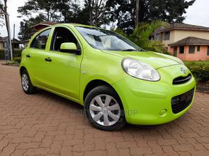 Nissan March 2012 Green | Cars for sale in Kiambu, Kiambu / Kiambu