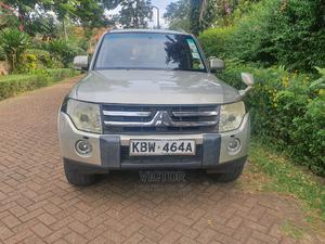 Mitsubishi Shogun 2010 3.2 Di-Dc GLS Silver   Cars for sale in Nairobi, Nairobi Central