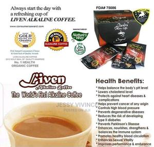Liven Alkaline Coffee   Vitamins & Supplements for sale in Nairobi, Komarock