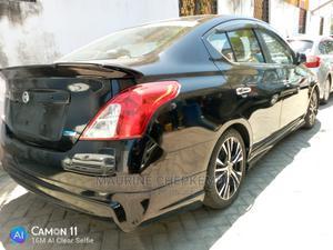 Nissan Tiida 2013 Black   Cars for sale in Mombasa, Kizingo