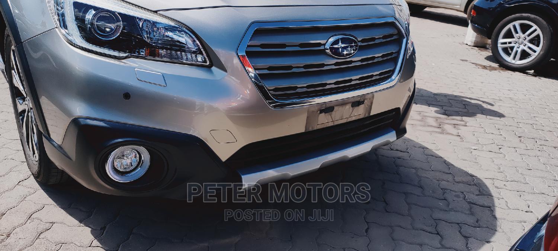 Subaru Outback 2015 Gold | Cars for sale in Ganjoni, Mombasa, Kenya