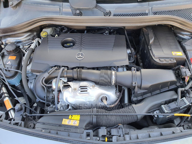Archive: Mercedes-Benz B-Class 2014 Gray