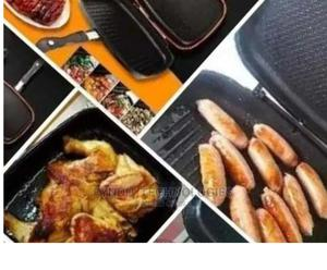 Double Grill Pan 36cm Very High Quality | Kitchen & Dining for sale in Nairobi, Nairobi Central