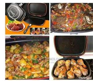 Double Grill Pan Very High Quality | Kitchen & Dining for sale in Nairobi, Nairobi Central