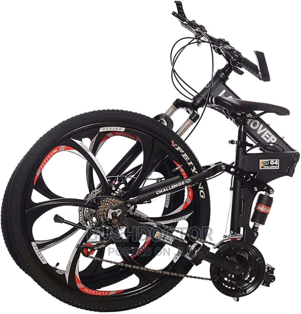 Landrover Foldable Bike | Sports Equipment for sale in Nairobi Central, Nairobi, Kenya
