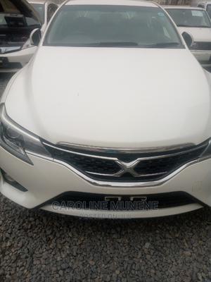 Toyota Mark X 2013 White   Cars for sale in Mombasa, Likoni