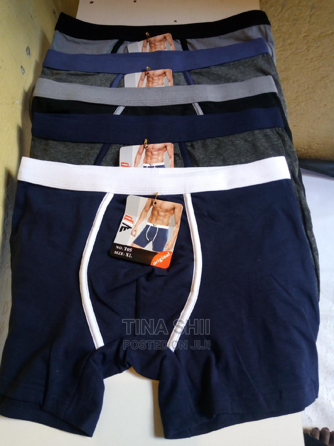 Men's Cotton Boxers | Clothing for sale in Nairobi Central, Nairobi, Kenya