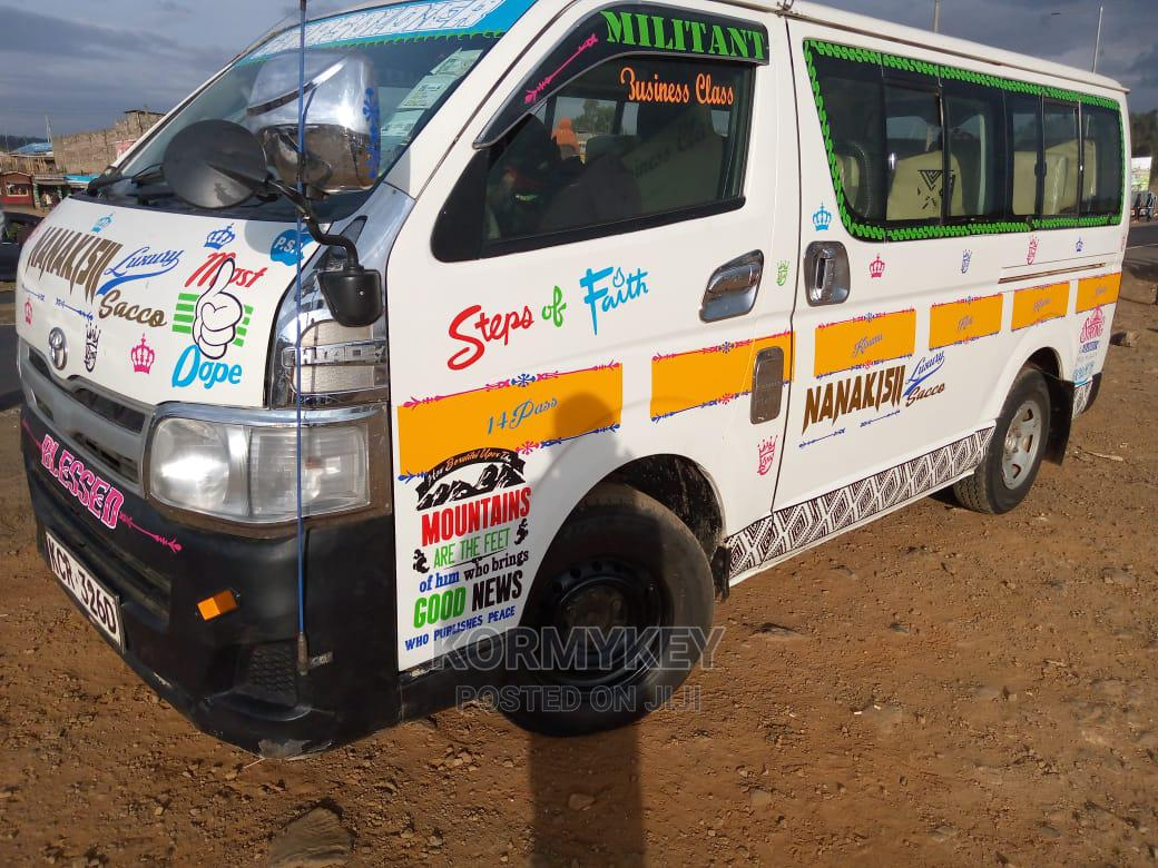 Toyota Hiace | Buses & Microbuses for sale in Kuresoi North, Nakuru, Kenya
