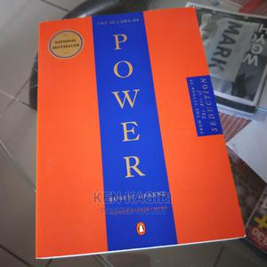 """""""48 Laws of Power """" by Robert Greene   Books & Games for sale in Nairobi, Nairobi Central"""