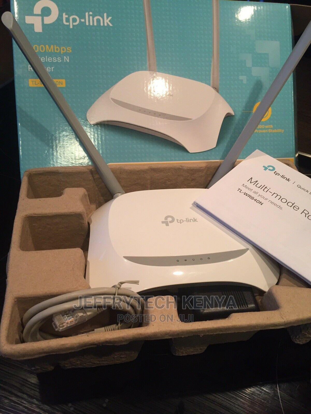 TP-LINK TL-WR840N - Wireless Router