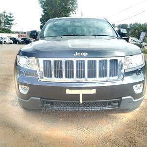 Jeep Grand Cherokee 2013 Limited 4X4 Black   Cars for sale in Kiambu, Kiambu / Kiambu