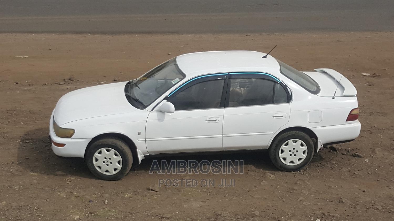 Toyota Corolla 1998 Sedan White | Cars for sale in Kiserian, Kajiado, Kenya