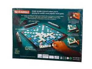 Scrabble Board Game(Largest)   Books & Games for sale in Nairobi, Nairobi Central