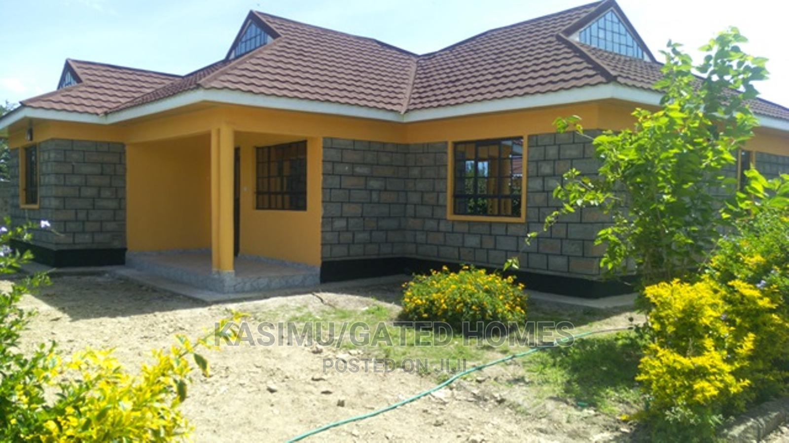 Kitengela 3 Bedroom House for Rent in a Gated Community