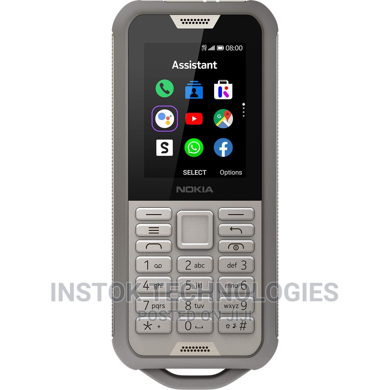 New Nokia 800 Tough 4 GB Gray