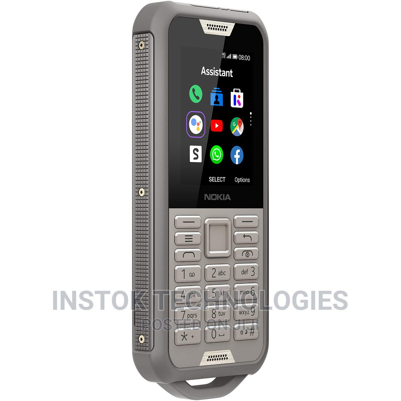 New Nokia 800 Tough 4 GB Gray | Mobile Phones for sale in Nairobi Central, Nairobi, Kenya