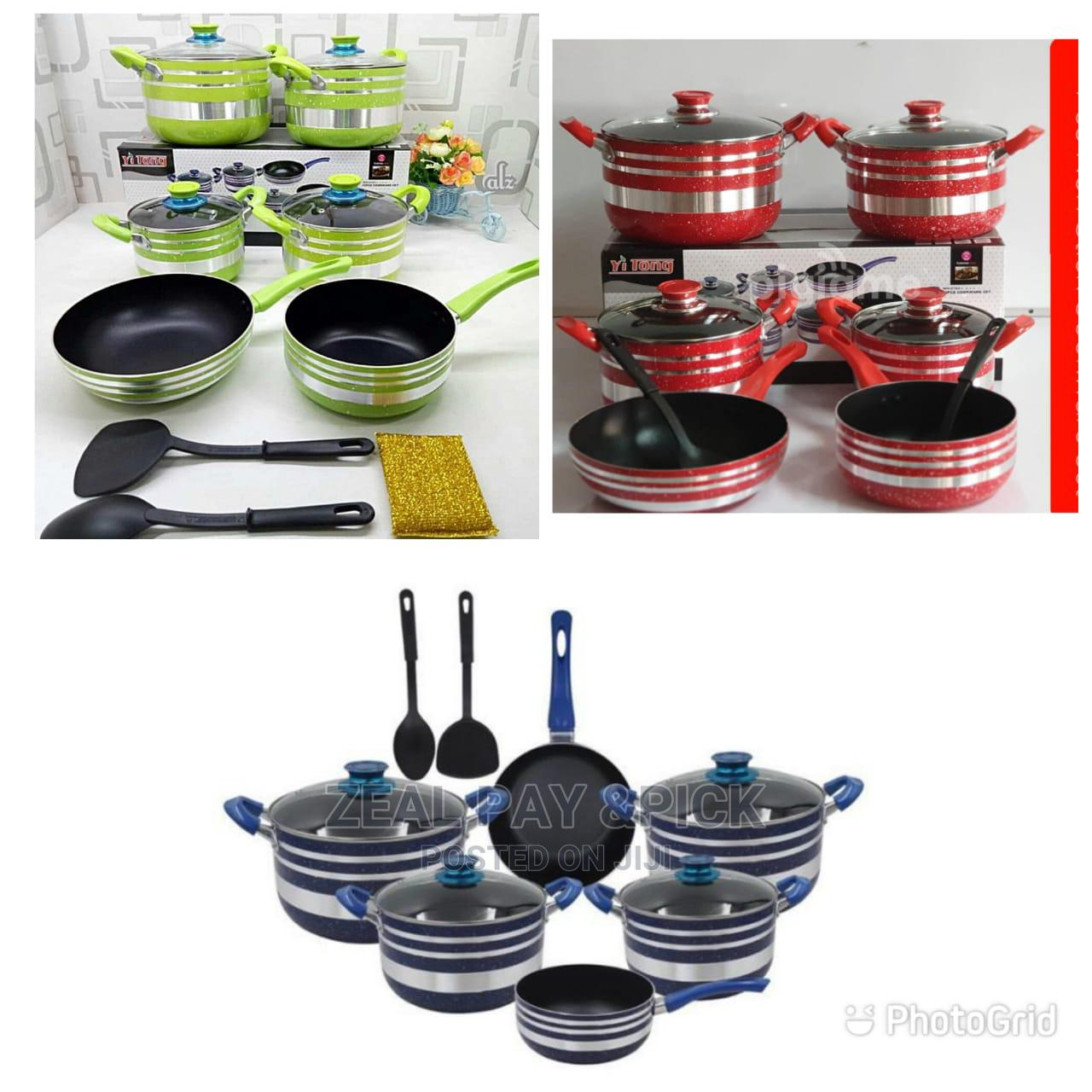 Archive: Yitong Cookware Set