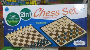 Chess And Checkers Set Giant Size.   Books & Games for sale in Nairobi, Nairobi Central