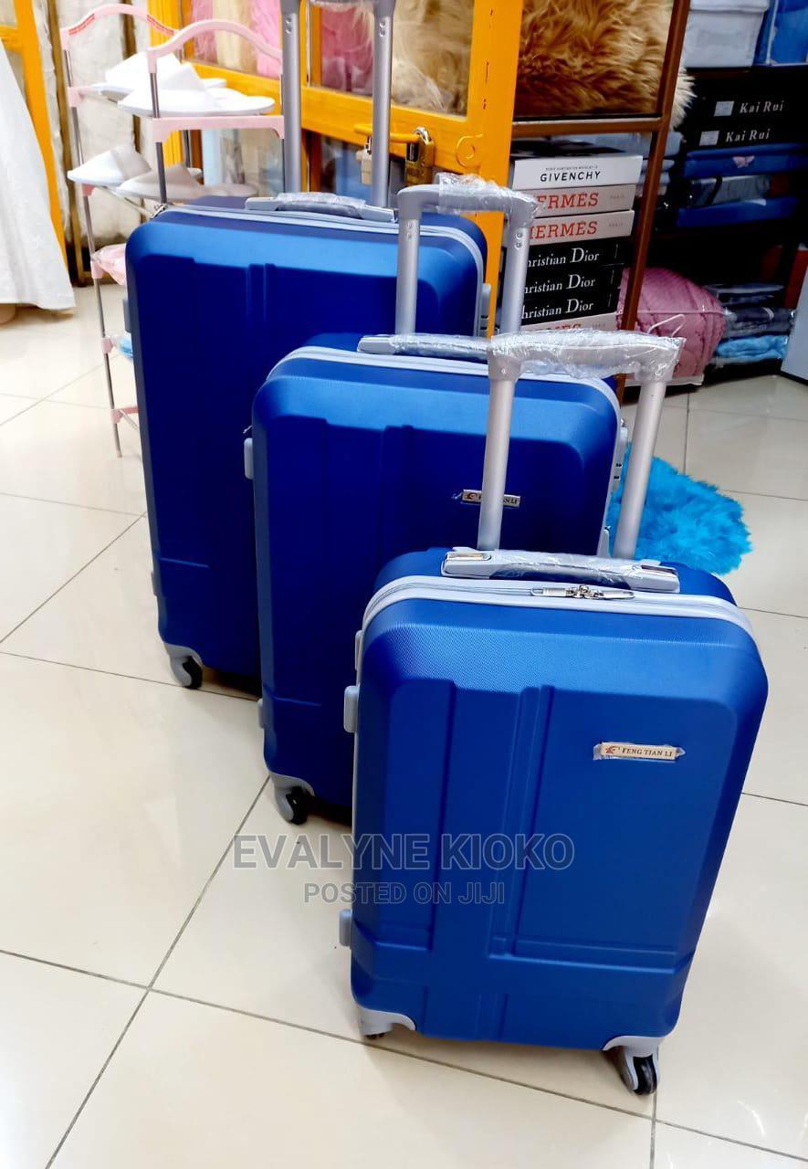 Fibre Suitcases