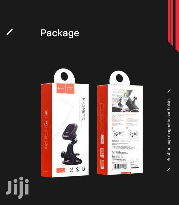 Hoco CA28 Premium Suction Magnetic Dashboard Phone Holder
