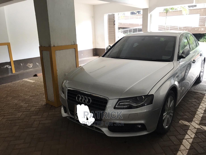 Audi A4 2011 Gray