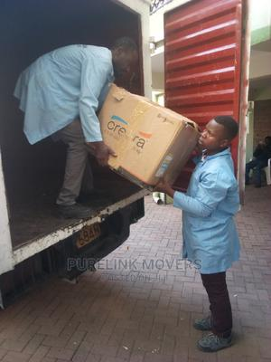 Purelink Movers Making Moving Out to Be Cheap and Convinient | Logistics Services for sale in Nairobi, Embakasi