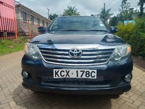 Toyota Fortuner 2012   Cars for sale in Nairobi, Nairobi Central