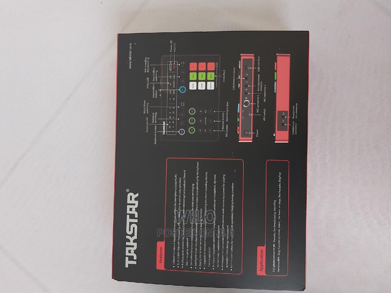 Portable Sound Card
