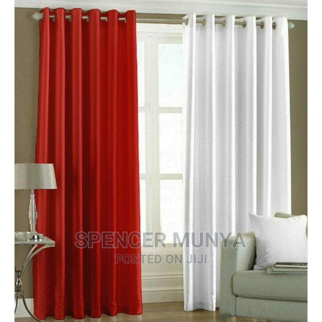 Archive Red White Curtains In Kahawa West Home Accessories Spencer Munya Jiji Co Ke