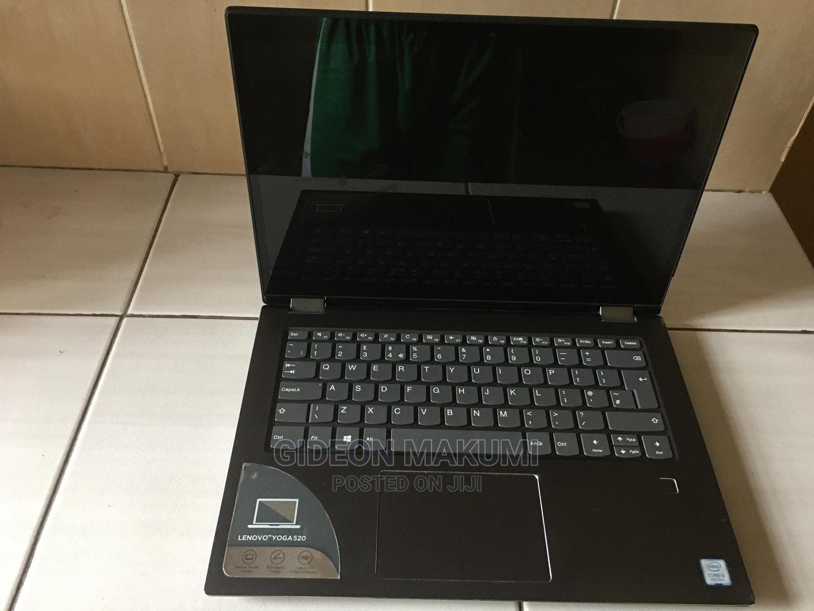 Laptop Lenovo Legion Y520 4GB Intel Core I3 HDD 500GB