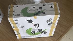 3-Wheel Golf Trolley   Sports Equipment for sale in Nairobi, Kilimani